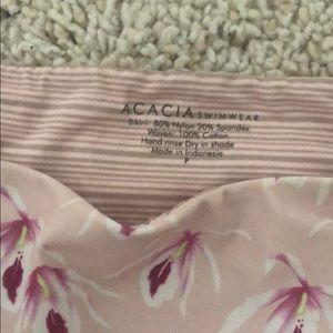 acacia swimwear Swim - Acacia Swimwear Floral Crochet Bikini P